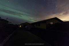 Home sweet home. (Kjartan Guðmundur) Tags: iceland ísland home auroraborealis northernlights nightphotography nocturne stars sky clouds canoneos5dmarkiv tokinaatx1628mmf28profx kjartanguðmundur
