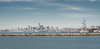 Alameda View (tourtrophy) Tags: alameda usshornet sanfrancisco san francisco bay area sanfranciscobayarea baybridge sanfranciscoskyline sonya7rii meyeroptikgoritzorestor135mmf28