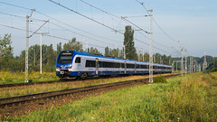 ED160-007 (Adam Okuń) Tags: ic flirt stadler poland trains ezt