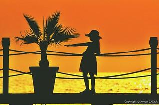 Orange Sunset Alanya Antalya