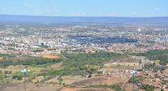 JUAZEIRO DO NORTE (isaque_almeida...........registrando momentos) Tags: juazeiro ceara ceu nuvens azul nordeste monumento padre cicero horizonte
