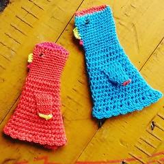 Galinhas prontas para partir para alegrar um novo lar  #bomdia #galinhas #galinha #bicodebule #crochê #crochet #galinhadecrochê (fabriciabarcelos) Tags: crochet bomdia crochê bicodebule galinha galinhadecrochê galinhas