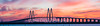 DSC_8207-Pano.jpg (tod grubbs) Tags: houston baytown laporte texas fredhartmanbridge cityscape cityscapes sunset colors pink orange yellow shipchannel landscape architectural architecture bridge pano panorama cablestay cable