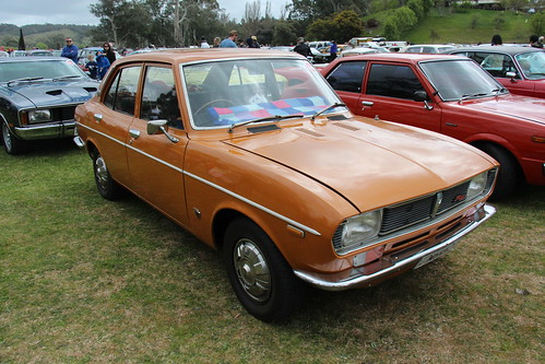 1971 Mazda RX2 Sedan