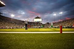 Kick-Off (markduddy2) Tags: autzenstadium cornerback coyotes duck ducks endzone football gameday interception ncaa pac12 pass punt quarterback receiver runningback sack southdakota tackle touchdown eugene oregon usa