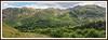 The Borrowdale valley. (stu.bloggs..Dont do Sundays) Tags: valley borrowdale borrowdalevalley mountains fells landscape lakedistrict lakeland cumbria 2017 foliage trees bracken views scenic scenery rocks rockyoutcrops cumbriaway path pathway hills greenery woodland