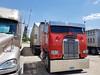 Freightliner Cabover with livestock trailer (dwightdewitt) Tags: freightliner cabover nebraskaland lexington