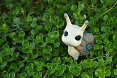 Luke (air_dan) Tags: mushroom peddlers bjd snail