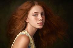 ***** (Alexander Vinogradov) Tags: redhair redhead girl pretty cute headshot portrait
