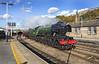 60103 (Geoff Griffiths Doncaster) Tags: 60103 sheffield flying scotsman gresley a3 lner steam engine train loco nigel locomotive