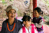 Karen Grandmother and Child 6215 (Ursula in Aus) Tags: banhuaymaegok banhuaymaegokschool hilltribeeducationprojects maehongson maesariang thep thailand