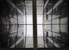 Liver Building Atrium (.annajane) Tags: liverpool merseyside liverbuilding ceiling roof england uk glass reflection window atrium