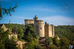 chateau de bonaguil (Brouhard Pierre (La radio du sport automobile en a) Tags: châteaux bonaguil lot et garonne aquitaine