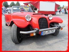 Panther Kallista 2.8 L (v8dub) Tags: panther kallista 2 8 l allemagne deutschland germany niedersachsen cloppenburg british roadster pkw voiture car wagen worldcars auto automobile automotive old oldtimer oldcar youngtimer klassik classic collector