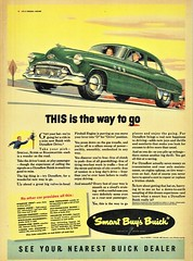 1951 Buick Special Deluxe Sedan (aldenjewell) Tags: 1951 buick special deluxe sedan ad