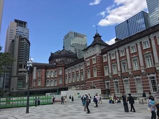 Tokyo Station (Ginza,Tokyo)