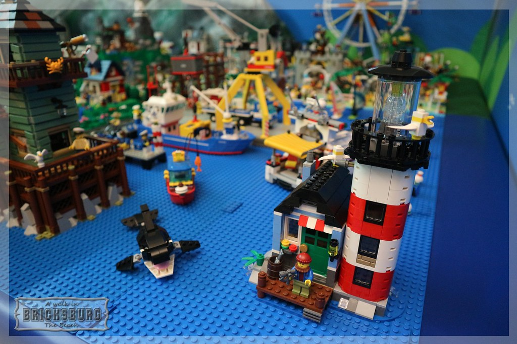 The world 39 s best photos of lego and marine flickr hive mind for Old fishing store lego