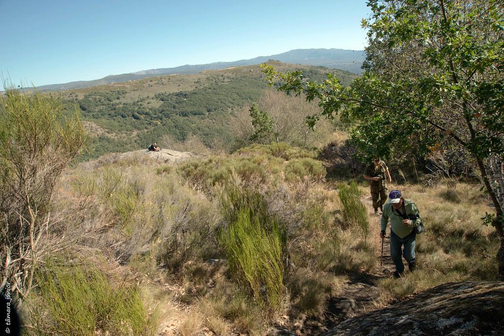 28.- 2017.- Caminhada - Sotillo de Sanábria-Cascata e Laguna de Sotillo-Sotillo (234)