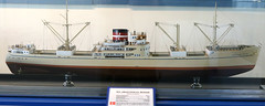 A model of the M/S Argentinian Reefer at Springeren Maritimt oplevelsescenter, 16. september 2017. Foto: Per Ryolf (perryolf) Tags: fotoperryolf aalborg springerenmaritimtoplevelsescenter ubåd mtb torpedobåd ship ships schiff schiffe skibe skib marinemuseum