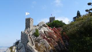 Moorish Castle - Sintra