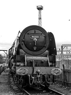 46233 'Duchess of Sutherland', Crewe Heritage Centre