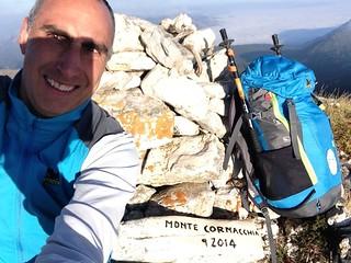 30/09/2017 - Monte Cornacchia, 2014 m, ma prende il posto dell'Anticima Nord del M.te Puzzillo, quindi 2128 m (revisione elenco ufficiale operata dal Club 2000 m nell'anno 2015)