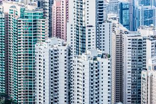 Cityscape Density: the Neighbours - Hongkong 61/188