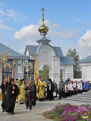 32. Престольный праздник в Кармазиновке