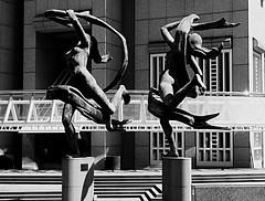 1 Dance 2 within Shadows (Robert Cowlishaw (Mertonian)) Tags: now atlanta robertcowlishaw sublime canonpowershotg7xmarkii markii g7x powershot canon dance statute wonder awe beauty expressive beautiful art ineffable dancing