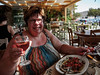 Plakias (8 van 19) (Jan Enthoven) Tags: vakantie griekenland kreta zon panorama landschap plakias kust strand maaltijd restaurant holidays greece crete vista sun landscape coast beach meal