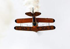 Trig Team (Bernie Condon) Tags: bigginhill airport londonbigginhill historic airfield airshow aviation display flying aircraft planes plane festivalofflight pittsspecial s1d biplane aerobatic acrobatic formation team stunt trigteam trig
