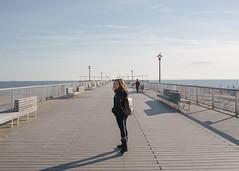 Of broken bottles and sea shells (thesecretpolaroid) Tags: 35mm coney island newyorkcity newyork coneyisland boardwalk beach canon flickr explore explored flickrexplored