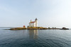 Gull Rock, September 2017-20 (Invinci_bull) Tags: gull rock gullrock lighthouse light gullrocklighthouse lakesuperior lake summer superior michigan michigansupperpeninsula michiganskeweenawpeninsula mi greatlakes upperpeninsula up keweenaw keweenawpeninsula county coppercountry keweenawcounty lightkeepers boat