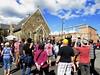 Hampdenfest, Baltimore, 2017 (A CASUAL PHOTGRAPHER) Tags: festivals hampdenfest crowds attendees audiences performances bands cellphonecameras