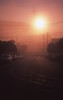 September Sunrise (Robert Ogilvie) Tags: foundinsf fujiveliva50 gwsf