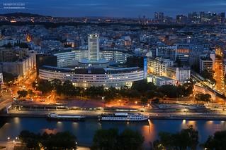 Maison de la Radio & La Défense, Paris