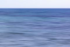 Blue. (Jose_Pérez) Tags: azul blue color movimiento mar mediterraneo olas speed abstracto armonia oleaje minimalismo
