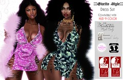 NEW DRESS :::GHETTO STYLE::: (free.ghettostyle) Tags: event em