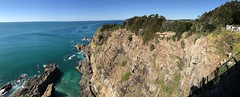 Bennetts Head Lookout, Forster, NSW (Black Diamond Images) Tags: view bennettshead bennettsheadlookout lookout forster forsternsw greatlakesnsw nsw midnorthcoast australia cliffs landscape coastallandscapes iphonepanorama iphone7pluspanorama appleiphone7pluspanorama panorama iphone7plus appleiphone7plus iphone