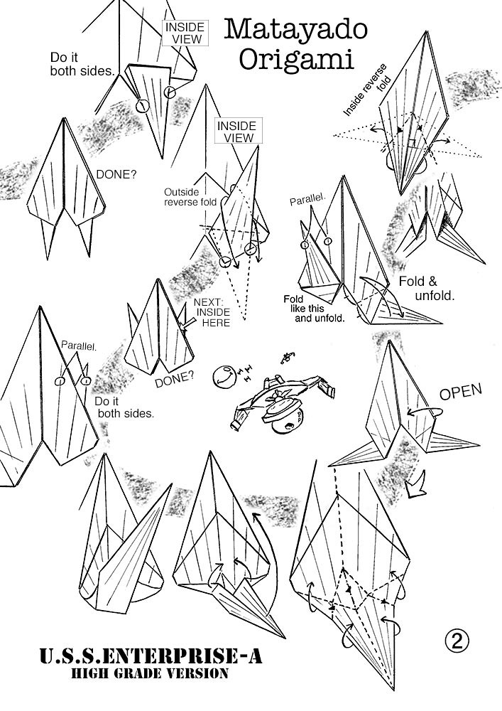 the world u0026 39 s best photos of diagram and origami