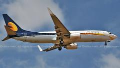 Jet Airways Boeing B737-800 VT-JGH Bangalore (BLR/VOBL) (Aiel) Tags: jetairways boeing b737 b737800 vtjgh bangalore bengaluru