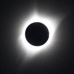 Corona (lenswrangler) Tags: lenswrangler eclipse greatamericaneclipse sun moon jackson jacksonhole totaleclipse solareclipse