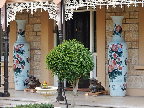 Giant Urns