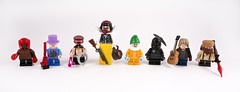 """Snow"" White and her Lil' shortys. (Hammerstein NWC) Tags: lego tlc tlg minifigs figbarff custom disney dopey bashful sneezy sleepy waltdisneynightmare brickarms citizenbrick eclipsegfx minifigures rpg shotty johngotti beads rope bondage bong ninja cobain swag thuglife"