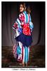 United States of America (Kurokami) Tags: kimono japan japanese asia asian woman women girl girls lady ladies kitsuke 2017 anime north fashion show united states america usa stars stripes red white blue hakama scarf bag asanoha hemp