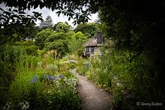 Garden Path (JKmedia) Tags: darlington devon garden house path flora floral flowers summer green 2017 boultonphotography 15challengeswinner