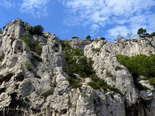 Calanque trip, heights