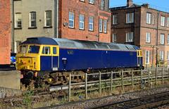 47848. (curly42) Tags: 47848 class47 duff brushtype4 sulzer railway derbyrailwaystation