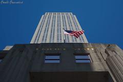Empire State Building (Ferdinando Francini) Tags: edificio grattacielo newyork statiuniti nikond5200 nikon18105 cielo