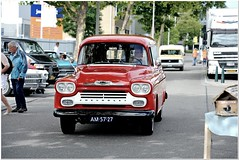 1959 / Chevrolet Panel Van (Ruud Onos) Tags: 1959 chevrolet panel van 1959chevroletpanelvan am5727 saturdaynightcruiseaugustus2017